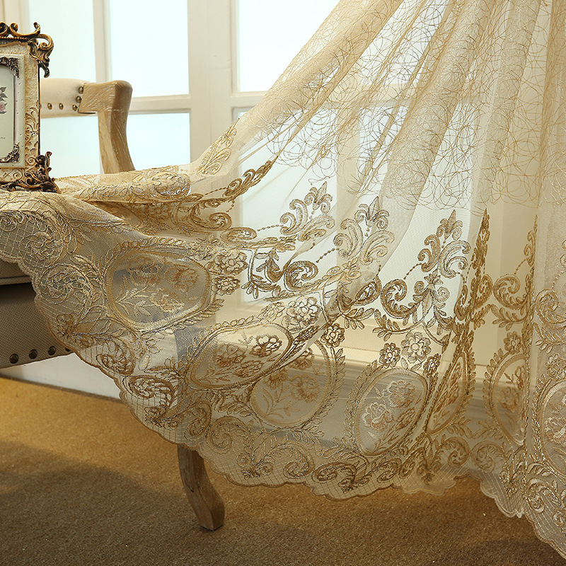 check MRP of cream colored curtains
