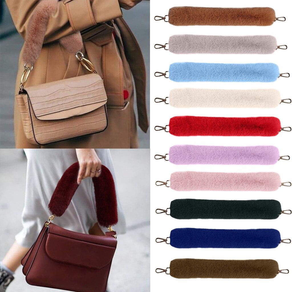 Purse Handbag Handle Strap Shoulder Bag Replacement Chain Strap Multicolor