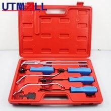 Kit de réglage de frein de voiture, ensemble d'outils de réglage de clé à cuillère 8 pièces