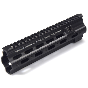 Image 5 - XPOWER HK416 Schiene Handschutz Airsoft Gun Paintball Zubehör M LOK MOD Für AR AEG CS Outdoor Taktische Sport Empfänger Getriebe