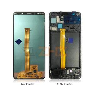 Image 2 - Dành Cho Samsung Galaxy Samsung Galaxy A7 2018 Màn Hình LCD Hiển Thị Bộ Số Hóa Cảm Ứng SM A750F A750F A750 LCD A7 2018 Chi Tiết Sửa Chữa