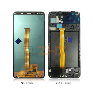 Image 2 - For Samsung Galaxy A7 2018 LCD Display Touch Screen Digitizer Assembly SM A750F A750F A750 lcd a7 2018 repair parts