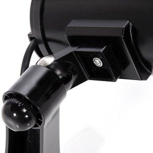 Image 3 - Dummy מצלמה 4 חבילה חיצוני מזויף Dummy אבטחת מצלמה LED אור CCTV מעקב שווא מצלמה שחור