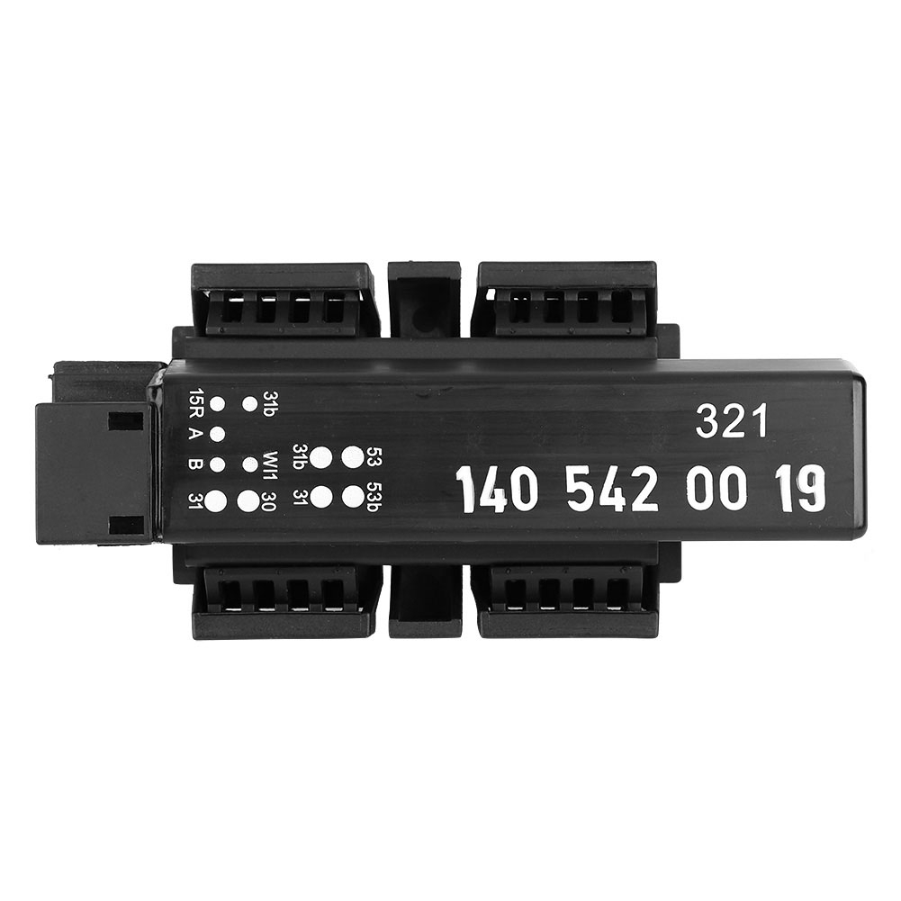 Car Window Wiper Control Relay Module 1405420019 for <font><b>Mercedes</b></font> W140 S420 S500 1994 1995 <font><b>1996</b></font> 1997 1998 1999 image