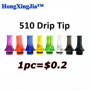 Top-Cap Tank-Atomizer Drip-Tip Cigarette-Vape-Accessory 510 Mouthpiece Rta Electronic