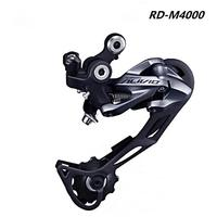 RD M400 Rear Derailleurs Shadow System MTB Bike Accessory Mountain Bicycle Parts for 3x9S 27S Speed