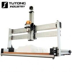 Wysokiej Z Mod pakiet dla ołowiu CNC  zwiększona oś Z modyfikacji wysokości pakiet dla ołowiu CNC w Części i akcesoria do drukarek 3D od Komputer i biuro na