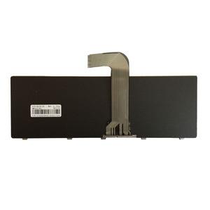 Image 4 - Clavier américain pour DELL Inspiron 15R 5520 7520 0X38K3 65JY3 065JY3 Enginsh noir clavier dordinateur portable avec cadre