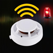 цена на Smoke Detector Fire Alarm For Home Security System Fireman Smokehouse Combination Smart Smoke Detector Alarm Sensor