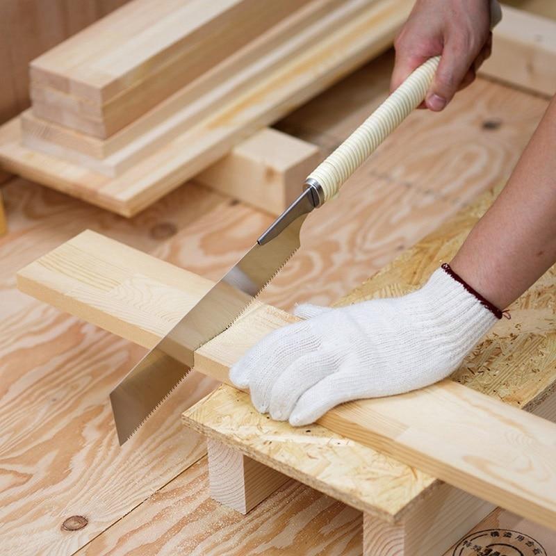 Super Thick GYOKUCHO Woodworking Saw 410 Japanese Opening Blade 240mm Hard Orginal Manual Blade Saw Saw Single