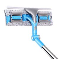 청소 실리콘 브러시 먼지 브러쉬 클리너 창 걸레 욕실 가제트 자기 창 클리너 깨끗한 워시 브러시 먼지 욕실