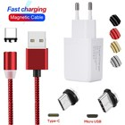 Magnetic USB Cable F...