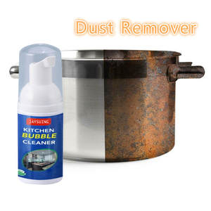 Grease-Cleaner Kitchenware Detergent Bubble-Spray Foam Descaling Rust-Remover Cleaning