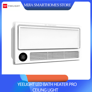 Image 1 - 2019 Xiaomi Yeelight Smart 8 In1 LED Bath Heater Pro Ceiling Light Bathing Light For Mihome APP Remote Control For Bathroom