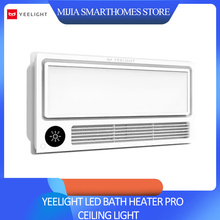 2019 xiaomi yeelight inteligente 8 in1 led banho aquecedor pro luz de teto luz de banho para mihome app controle remoto para banheiro