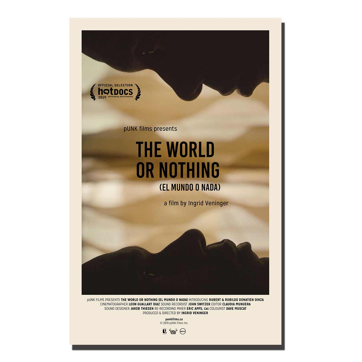 C264 The World or Nothing Movie Art Silk Poster Pictures 24x36 12x18 27x40 Print Canvas Gift custom image
