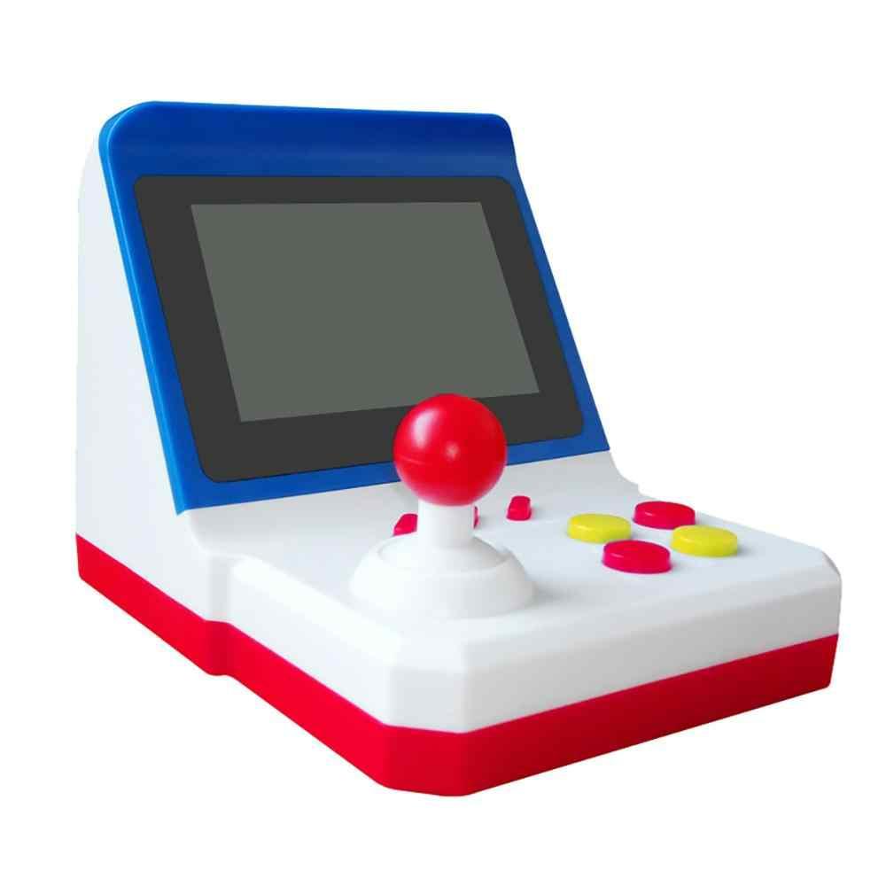 Klassische Spiel Konsole Mini Arcade Spiel 3,0 Inch Spiel Player 600 in 1 Gmaes Handheld Video Spiel mit 2 Controller retro spiel