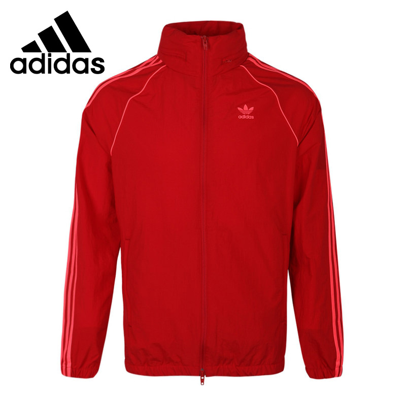 Original New Arrival  Adidas Originals BLC SST WB Men's jacket  Sportswear