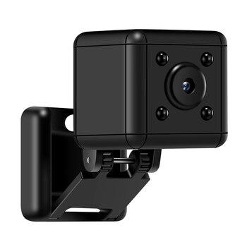 Mini cámara portátil WIFI SQ20 HD 1080P, cámara de seguridad para el hogar, videocámara con Sensor CMOS