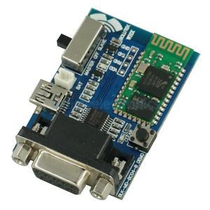 Image 2 - Rs232 bluetooth 직렬 어댑터 통신 마스터 슬레이브 2 모드 5v 미니 usb