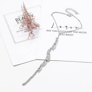 Anklet Bracelet Jewelry Chain Barefoot Sandal Beach-Foot Silver-Color Bohemian on The-Leg