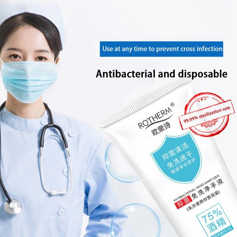 2020 Popular  Gel Hand Gel Antibacterial, Gel Hand Sanitizer, Disposable Hand Sanitizer Gel, 200ml Pocket Size For Adults / Kids
