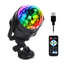 USB Disco Light-Ball-Lighting Party Dj Projectorwith Home Wedding Outdoor 5V for Car
