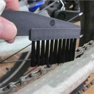2 adet/takım Temizleme temiz Fırça varış Bisiklet Bisiklet Bisiklet Zinciri Seti Aracı açık Spor