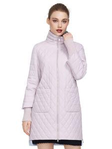 MIEGOFCE 2020 Новое Женское пальто весна женская модная ветрозащитная парка Женская Весенняя куртка с шарфом новый дизайн горячая распродажа