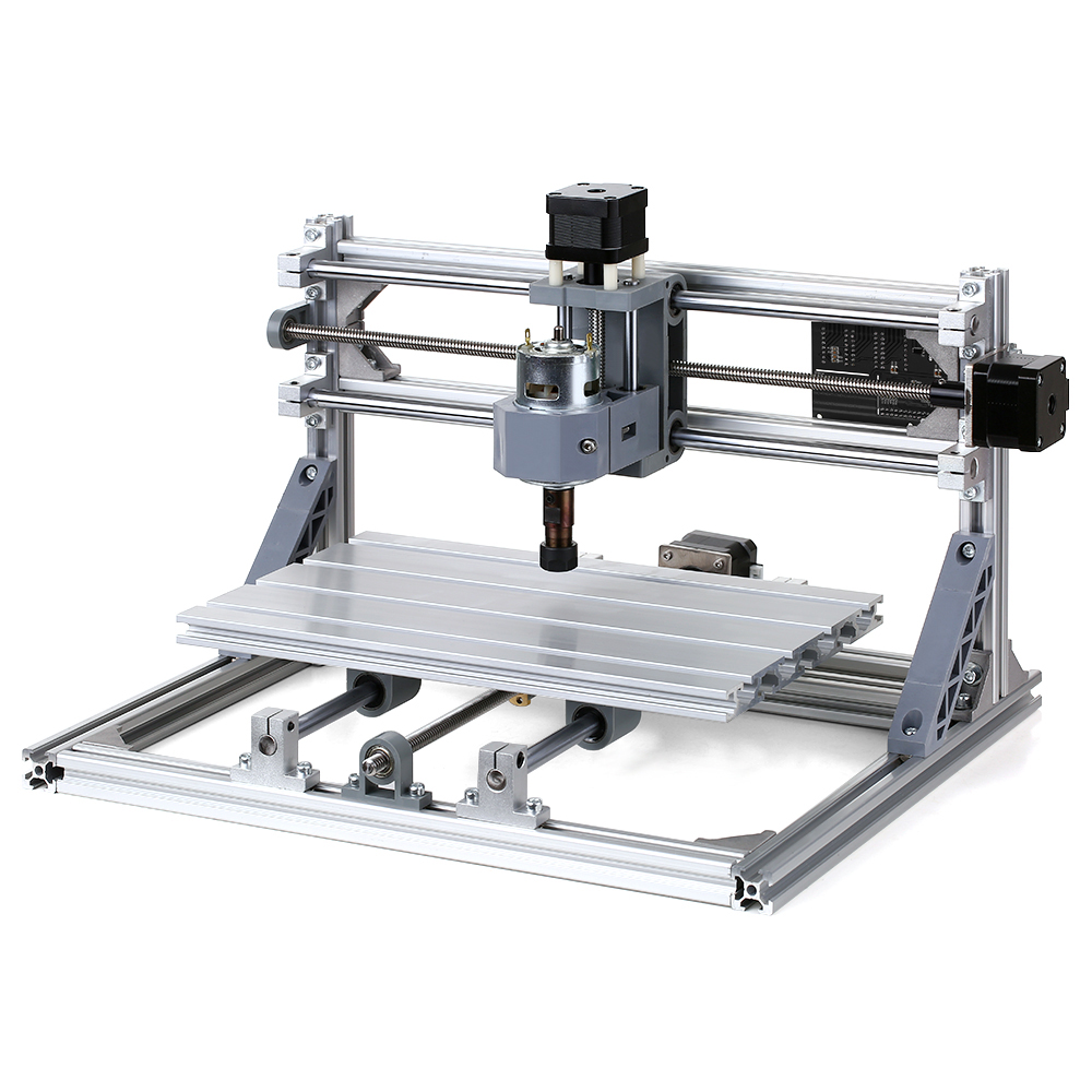 Cnc 3018 fraise Laser graveur Laser gravure Machine bricolage Cnc routeur Kit 2-en-1 Mini Grbl contrôle sculpture sur bois fraisage