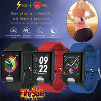 2019 New Bluetooth Smart Wrist Watch For Android Samsung iOS Men Women Sports Wristband