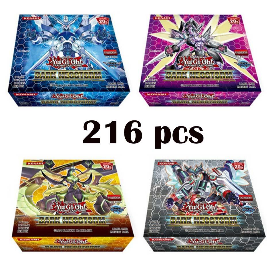 Yu gi oh. Junto com yu gi oh anime jogo coleção caixa, cartões, meninos brinquedos