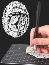Металлический 8 фотоэлементов нож a5 коврик для резки лоскутный