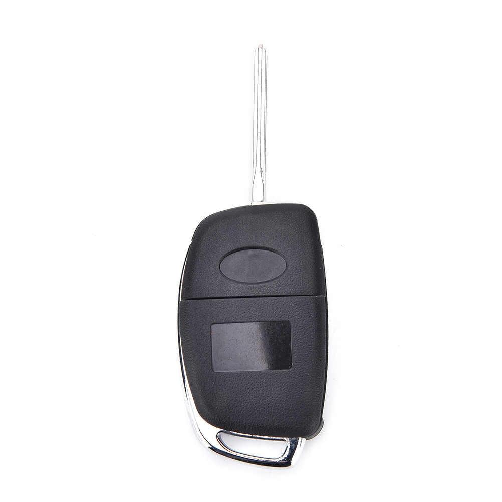 Nieuwe 3 Knop Flip Sleutel Shell fit voor HYUNDAI ix45 Santa Fe Remote Key Case Fob