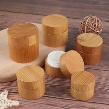 5g 10g 1 20 г 30 50 бамбук бутылка крем баночка для декора ногтей