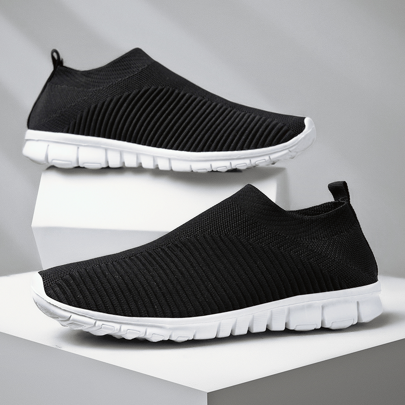 Hot Sale New Ultralight Comfortable Casual Shoes Couple Unisex Men Women Sock Mouth Walking Sneakers Soft Summer Big Size 35-47 1
