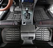 Universal car floor mats for Chevrolet Enjoy EPICA Camaro Aveo Cruze Captiva TRAX LOVA SAIL auto accessories styling