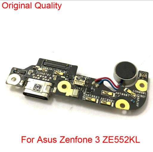 For Asus Zenfone 3 ZE520KL ZE552KL Charger Port USB Dock Charging Port Data Transfer Connect Connector Flex Cable