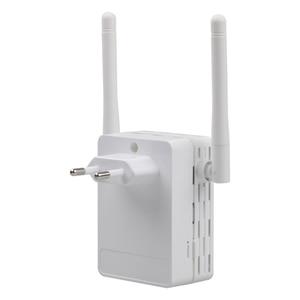 Image 1 - elenxs 300Mbps AP Wireless Wifi Repeater Home Network Booster 2.4G Wireless Enhancer Wifi Signal Range Extender