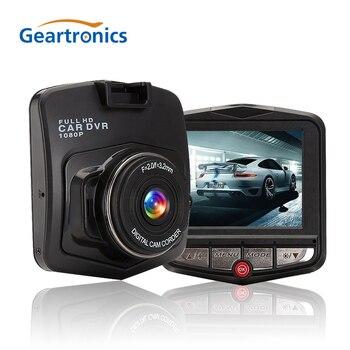 Cámara de coche DVR Dash Full HD 1080P grabadora de conducción visión nocturna Grabación en bucle 140 ° detección de movimiento de gran angular g-sensor DVR Cam