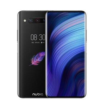 Купить Мобильный телефон ZTE Nubia Z20 LTE, версия США, 6,42 дюйма, 8 ГБ ОЗУ 128 Гб ПЗУ, Snapdragon 855 +, двойной экран, Android 9,0, тройная тыловая камера