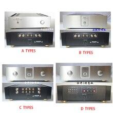KYYSLB 430*115*409 มม.QL43115 Amplifier แชสซี House Enclosure DIY กล่องภายนอก Cooling Enclosure Class ด้านหลังเครื่องขยายเสียงกรณี