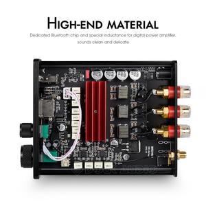 Image 5 - Усилитель мощности Douk audio Mini Bluetooth 5,0, класс D 2,1, Hi Fi стерео аудио сабвуфер, Amp USB/ AUX/ U disk Player