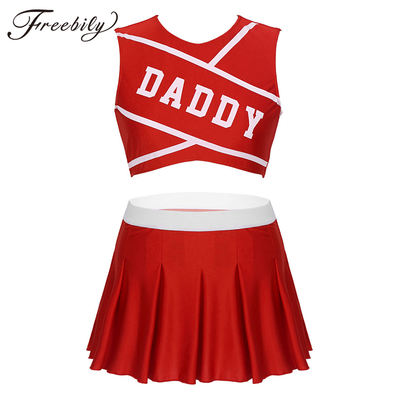 NEW Mock Dance Fashion Cheer Work Out or Costume Crop Top Child /& Adult Colors