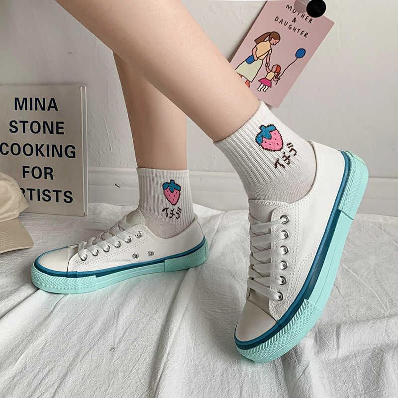 Free Shipping Women Canvas Sneakers