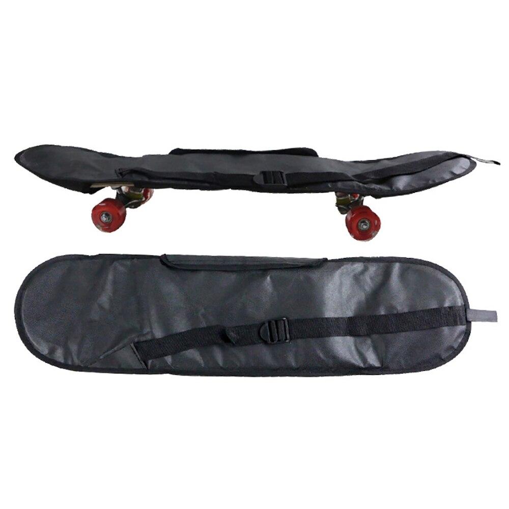 Durable Portable Skateboard Bag Practical Skateboarding Cover Polyester Longboard Carrying Backpack Carry Bag