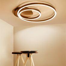 Минималистичный светодиодный потолочный светильник для спальни