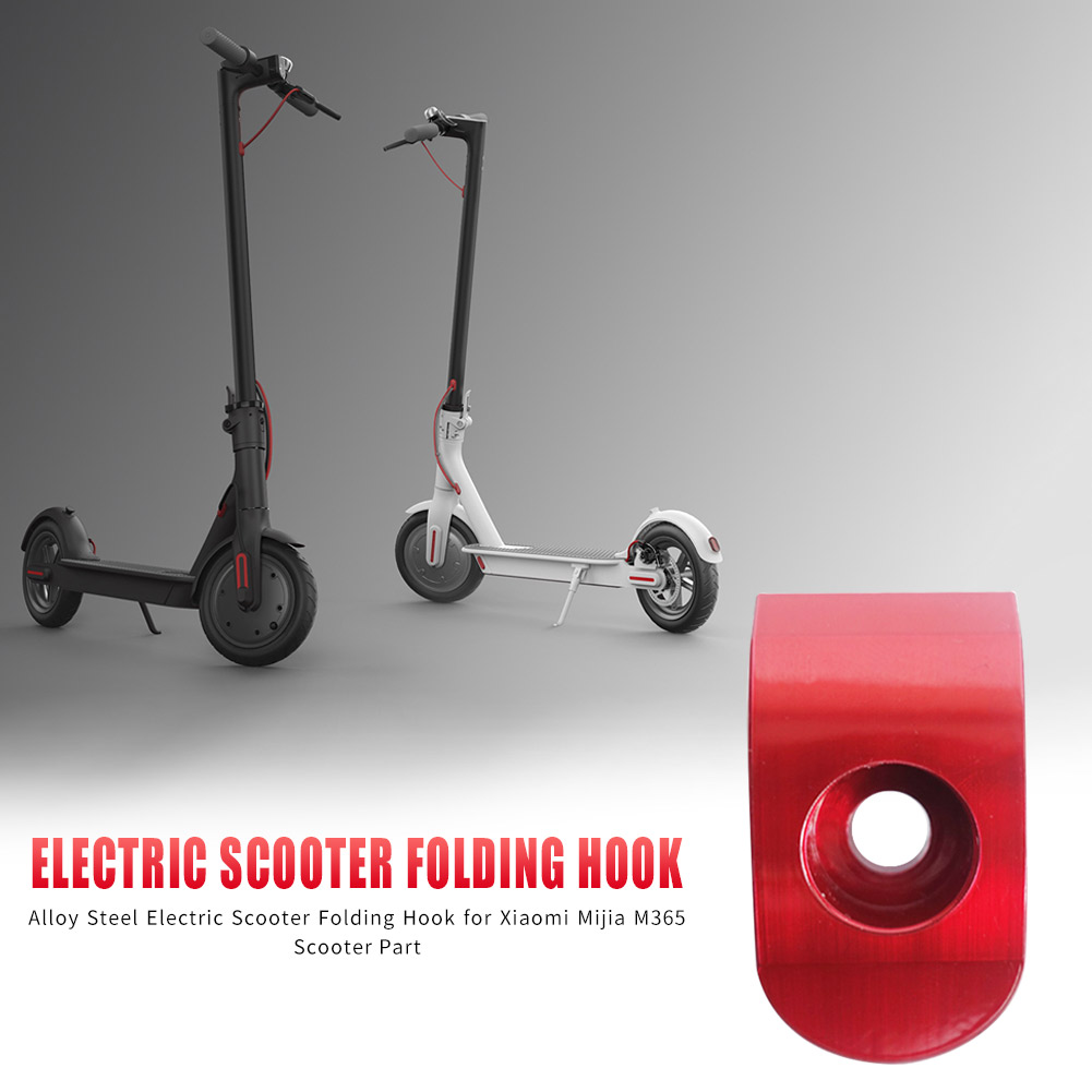 Electric Scooter Folding Hook M365 Scooter High Density Alloy Alloy Steel Steel Part Scooter For Xiaomi Mijia Supplies