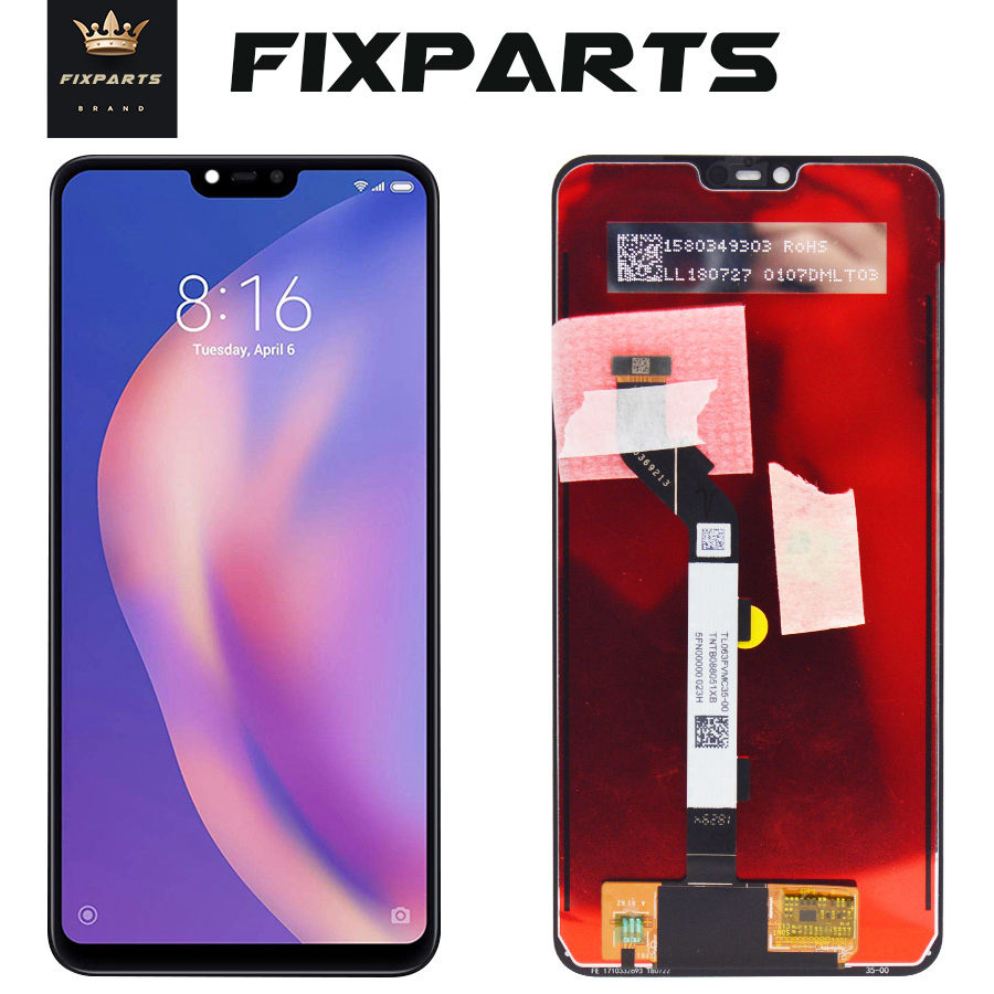 <font><b>Display</b></font> for <font><b>Xiaomi</b></font> <font><b>Mi</b></font> <font><b>8</b></font> Lite LCD <font><b>Display</b></font> Touch Screen 6.26