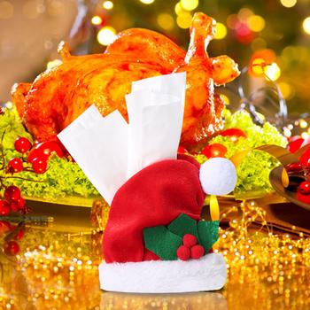 Boże narodzenie Santa Claus pudełko na chusteczki boże narodzenie kapelusz pudełko na chusteczki dekoracje na boże narodzenie dla domu tabeli pudełko na chusteczki Noel nowy rok 2021 tanie i dobre opinie CN (pochodzenie) Włókniny tkaniny Tissue Boxes Christmas Santa Claus Tissue Box Christmas Tissue Boxes Table tissue box